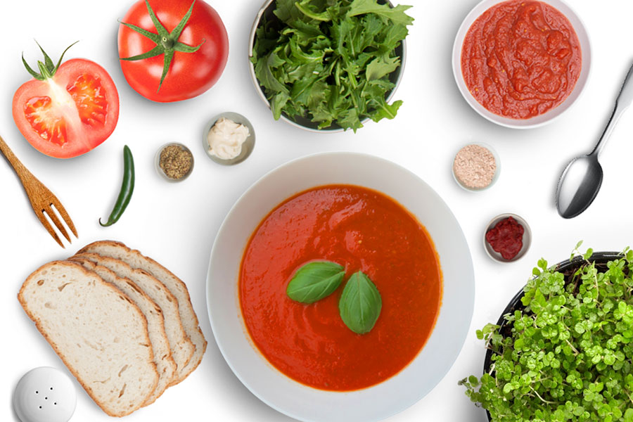 Sok od paradajza - blagi