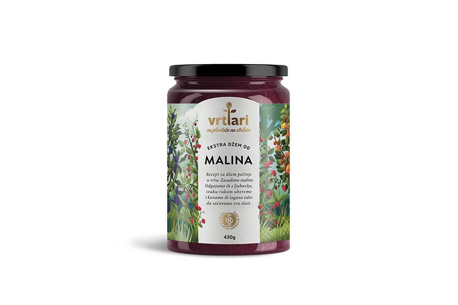 Extra Džem Od Malina