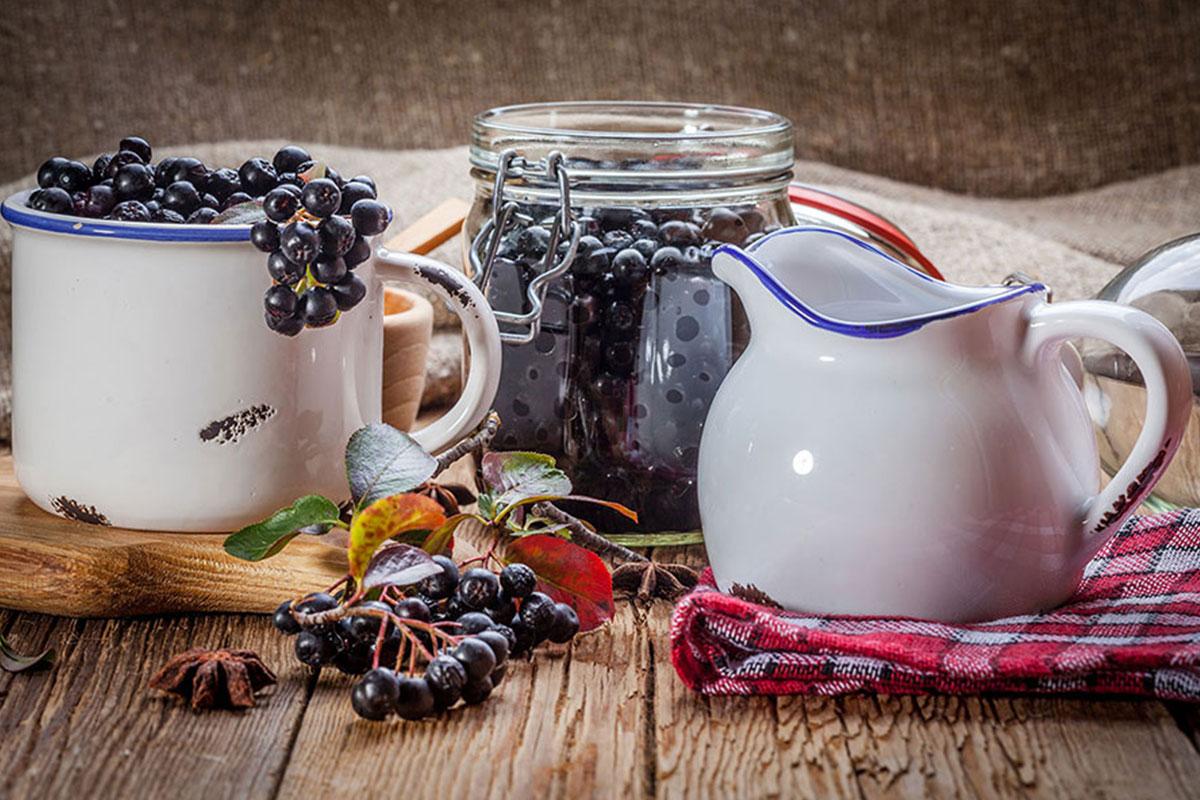 Čaj od aronije